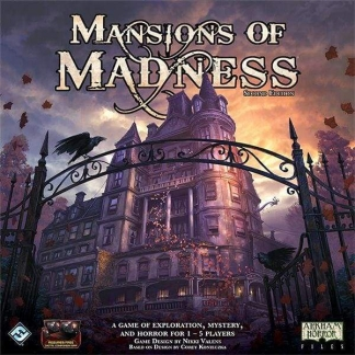 Image Mansions Of Madness 2nd Edition