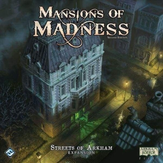 Image Mansions Of Madness Streets Of Arkham