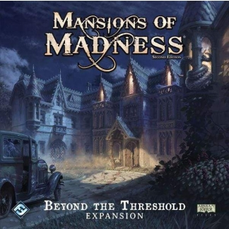 Image Mansions of Madness: Beyond the Treshold