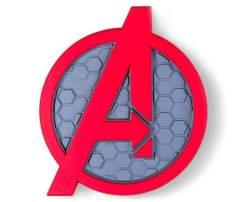Image Marvel - Avengers Logo 3D Deco Light