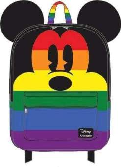 Image Mickey Mouse - Mickey Rainbow Backpack