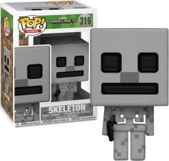 Image Minecraft - Skeleton Pop!