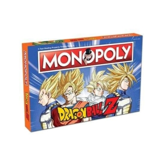 Image Monopoly Dragon Ball Z Edition