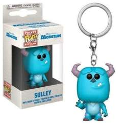 Image Monsters Inc - Sulley Pop! Keychain