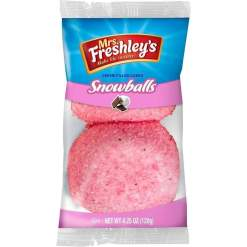 Image Mrs Freshley's - Pink Snowballs 2-Pack