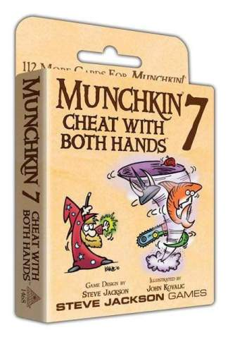 Image Munchkin 7 Cheat With both Hands