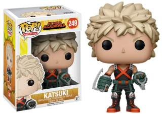 Image My Hero Academia - Katsuki Pop!