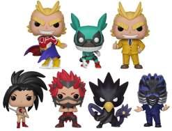 Image My Hero Academia Pop! Pre-Order Bundle (Set of 7)