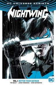 Image NIGHTWING TP VOL 01 BETTER THAN BATMAN (REBIRTH)