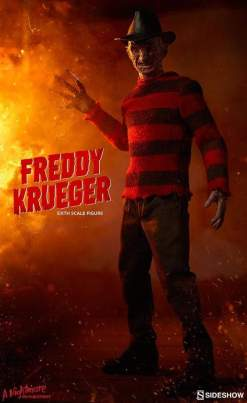 "Image Nightmare on Elm St - Freddy Krueger 12"" Figure"