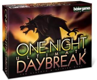 Image One Night Ultimate Werewolf Daybreak