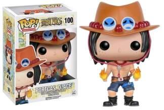Image One Piece - Portgas D Ace Pop!