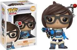 Image Overwatch - Mei Pop!
