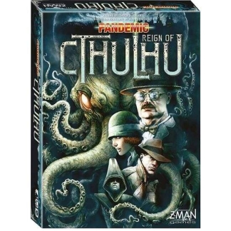 Image Pandemic: Reign of Cthulhu