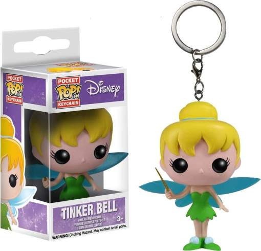 Image Peter Pan - Tinkerbell Pop! Keychain