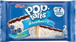 Image Pop Tarts: Frosted Blueberry 2-Pack