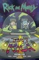 Image RICK & MORTY TP VOL 05