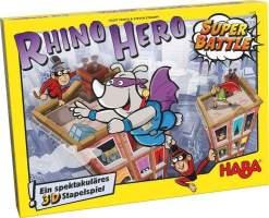 Image Rhino Hero: Super battle