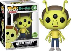 Image Rick & Morty - Alien Morty Pop! EC18 RS