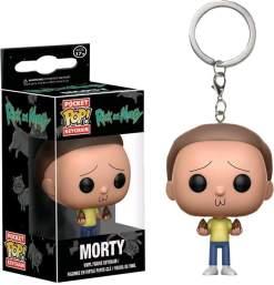 Image Rick & Morty - Morty Pop! Keychain