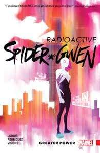 Image SPIDER-GWEN TP VOL 01 GREATER POWER
