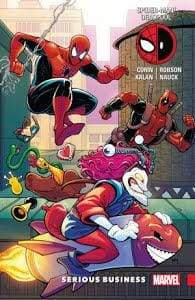 Image SPIDER-MAN DEADPOOL TP VOL 04 SERIOUS BUSINESS