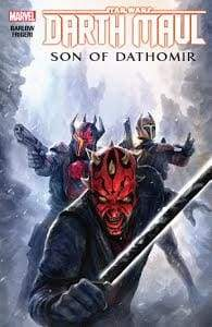 Image STAR WARS DARTH MAUL SON DATHOMIR TP NEW PTG