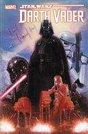 Image STAR WARS DARTH VADER BY GILLEN AND LARROCA OMNIBUS HC