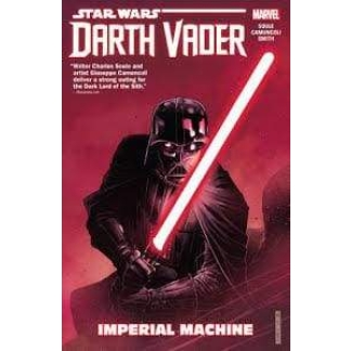 Image STAR WARS DARTH VADER DARK LORD SITH TP VOL 01 IMPERIAL MACHINE