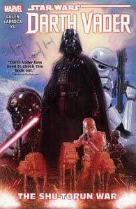 Image STAR WARS DARTH VADER TP VOL 03 SHU TORUN WAR