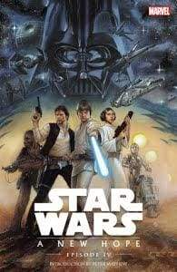 Image STAR WARS GN HC EPISODE IV NEW HOPE