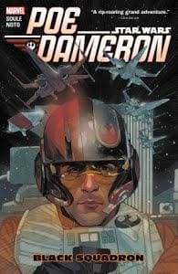 Image STAR WARS POE DAMERON TP VOL 01 BLACK SQUADRON