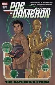 Image STAR WARS POE DAMERON TP VOL 02 GATHERING STORM