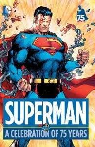Image SUPERMAN A CELEBRATION OF 75 YEARS HC
