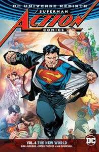 Image SUPERMAN ACTION COMICS TP VOL 04 THE NEW WORLD (REBIRTH)
