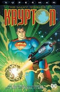 Image SUPERMAN THE MANY WORLDS OF KRYPTON TP
