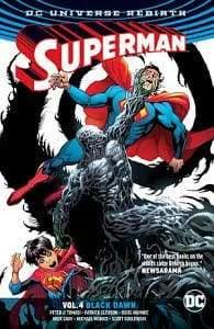 Image SUPERMAN TP VOL 04 BLACK DAWN (REBIRTH)