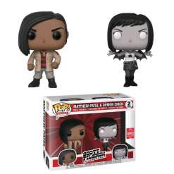 Image Scott Pilgrim - Matthew & Demon Pop! 2pk SD18 RS