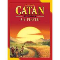 Image Settlers of Catan 5-6 player Extension 5th Edition