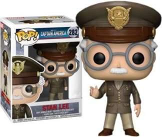 Image Stan Lee - Cameo Captain America 1 Pop! !E R