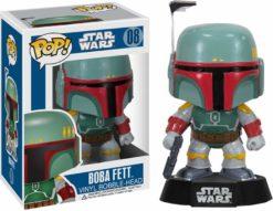 Image Star Wars - Boba Fett Pop!