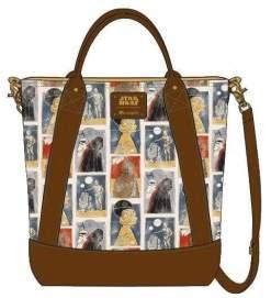 Image Star Wars - Character Print Tote Bag