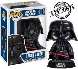 Image Star Wars - Darth Vader Pop!