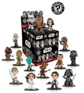 Image Star Wars - Mystery Minis