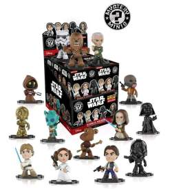 Image Star Wars - Mystery Minis HT !E RS