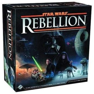 Image Star Wars - Rebellion Board Game