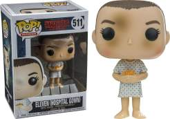 Image Stranger Things - Eleven w/ Hospital Gown Pop!