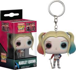 Image Suicide Squad - Harley Quinn Pop! Keychain