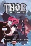 Image THOR GOD OF THUNDER TP VOL 04 LAST DAYS OF MIDGARD