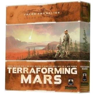 Image Terraforming Mars
